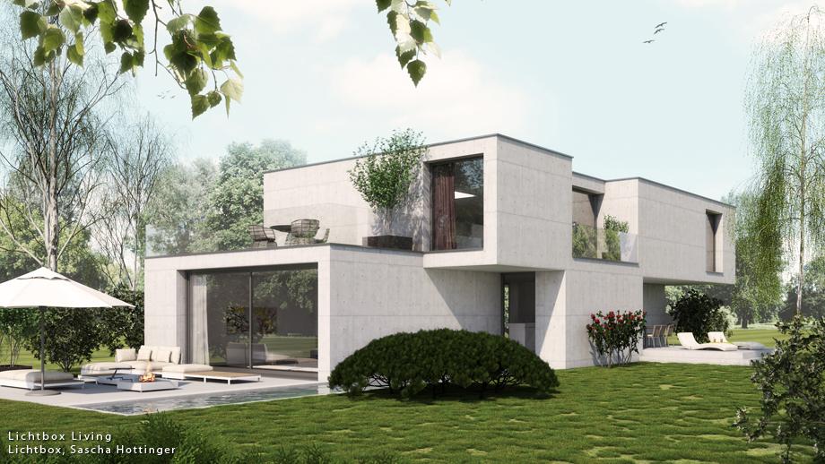 3d Architekturvisualisierung architekturvisualisierung basel lichtbox 3d animation