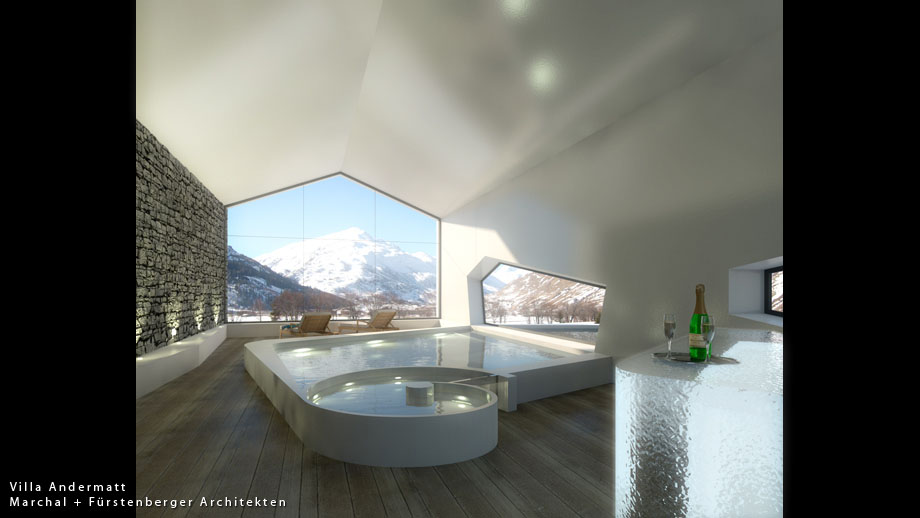 Att Architekten att architekten the beautiful steel roof frame structure will be